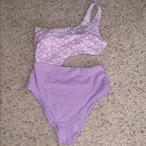 Aerie Cut Out One Piece